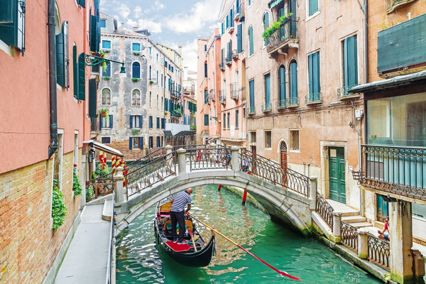 Cruise the Mediterranean from Venice to Greece and enjoy the most romantic vacation of a lifetime.